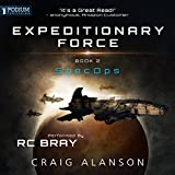 SpecOps: Expeditionary Force, Book 2 (audio edition)