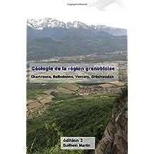 Géologie de la région grenobloise
