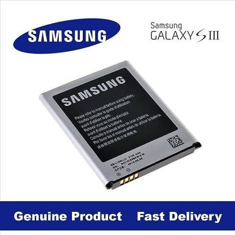 Original Samsung Galaxy S3 originale Batterie EB-L1G6LLU 2100mAh