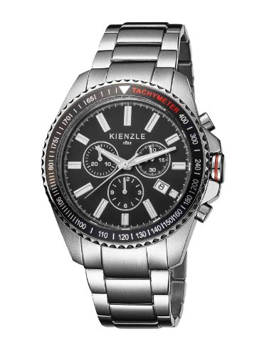 Kienzle Men's Quartz Watch K3051013062-00069 with Metal Strap
