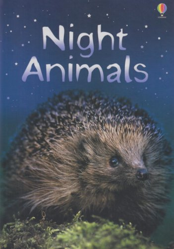 Night Animals (Beginners Series) por Sue Meredith