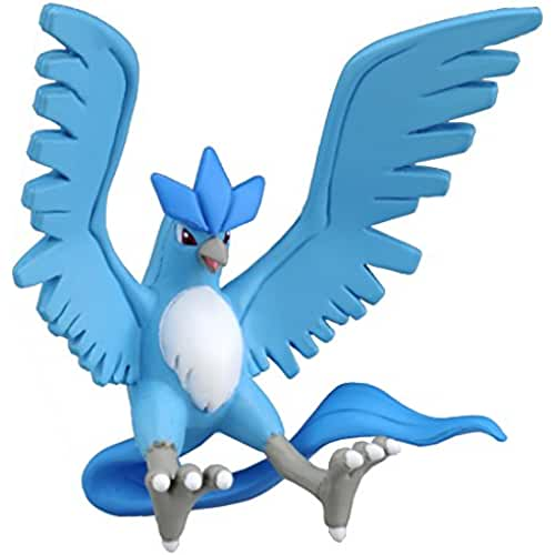 figuras kawaii Takaratomy Official Pokemon X and Y MC-053 2 Articuno Action Figure