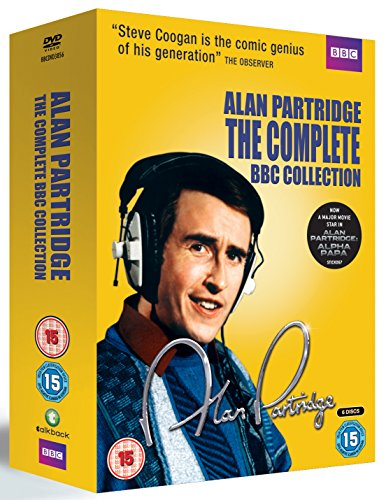 Alan Partridge - Complete BBC Collection (repack) [6 DVDs] [UK Import]