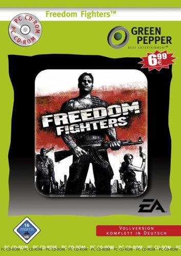 Freedom Fighters [Green Pepper]