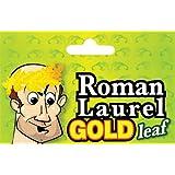 Roman Gold Laurel Wreath Headpiece (accesorio de disfraz)