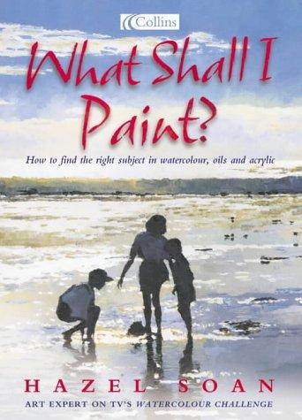 What Shall I Paint? por Hazel Soan