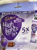 Cadbury Highlights Hot Chocolate Drinking Powder
