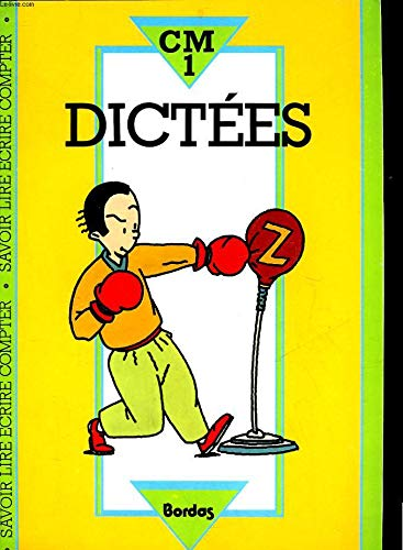 SAV.LEC/DICTEES CM1 (Ancienne Edition)