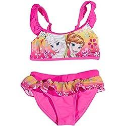Disney El reino del hielo Chicas Bikini - fucsia - 140