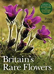 Britain's Rare Flowers (Poyser Natural History)