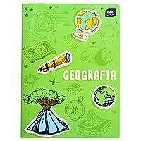 Interdruk ZE60GEO#- Libro de Ejercicios A5 60#UV, geografía, Multicolor