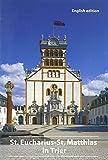 The St. Eucharius-St. Matthias Basilica in Trier: Abbey and Parish Church (DKV-Kunstführer, Band 591)