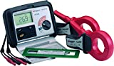 Megger 1000-366 DET4TCR2 + CLAMPS Erdungsmessgerät Widerstandsbereich bis 200 kOhm, Erderspannung Bereich bis zu 100V