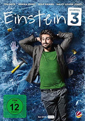 Einstein - Staffel 3 [3 DVDs] - Beck Dvd