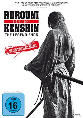 Bild von Rurouni Kenshin - The Legend Ends