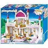 Playmobil 4255 le ch teau de princesse garde for Chateau playmobil princesse 5142