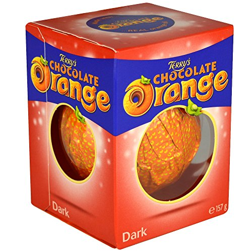 Terry's Chocolate Orange Dark 175g (Box of 12)