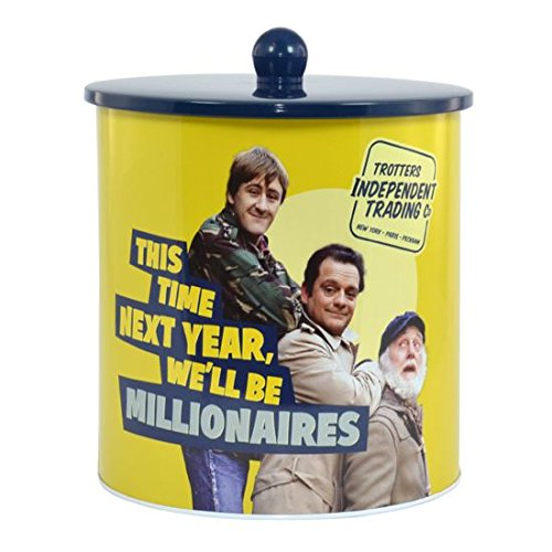 Only Fools and Horses Official Biscuit Tin Barrel