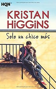 Solo un chico más par Kristan Higgins