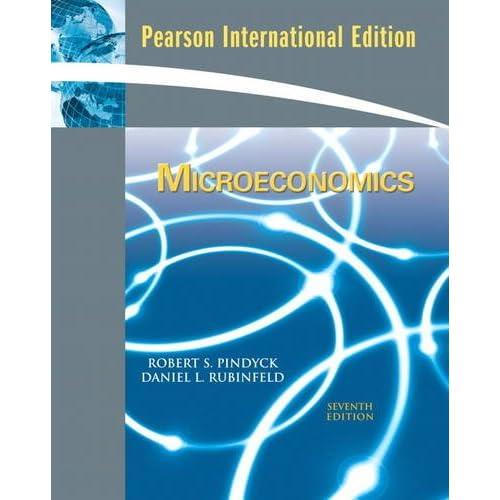 Microeconomics Plus MyEconLab Student Access Card: International Edition