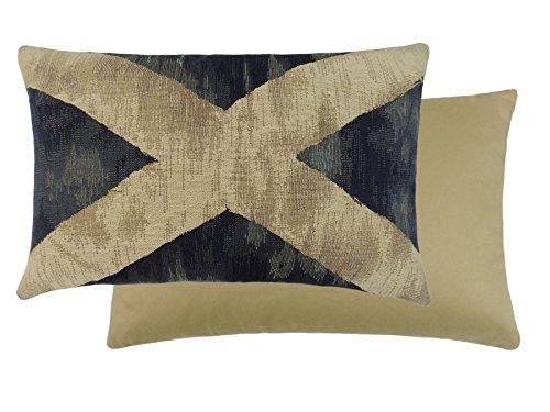 """GEFÜLLT EVANS LICHFIELD ST ANDREWS SCHOTTLAND SCHOTTISCHE FLAGGE BELGISCHES TAPISSERIE KISSEN 43 X 33CM - 18"""" X 13"""""""