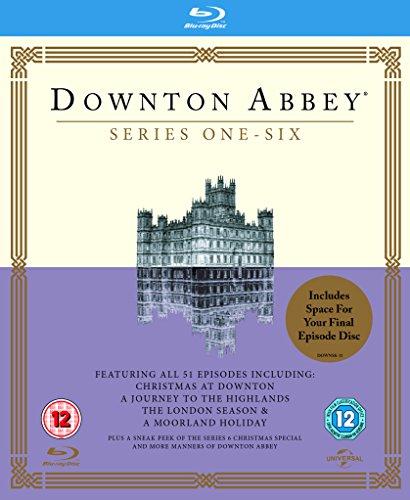 Series 1-6 [Blu-ray]
