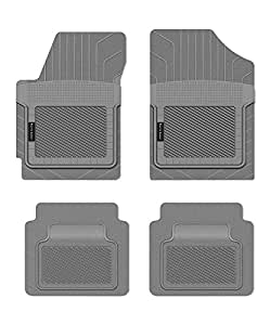 PantsSaver (2902002) Custom Fit Car Mat 4PC - Gray