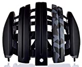 Carrera Fahrradhelm Foldable GTE Unisex Black mat camo 61-64