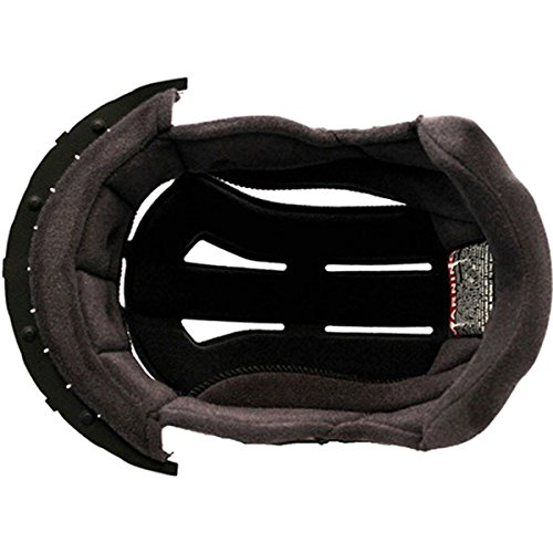 Price comparison product image Shoei Neotec 2 Center Pad XL5 Motorcycle Helmet Accessories - Black / X-Large