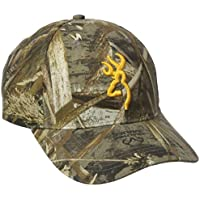 Browning 308379761 Gorra, Verde Oscuro