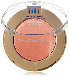 LOreal Paris Visible Lift Color Lift Blush, Coral Lift, 0.14 Ounces