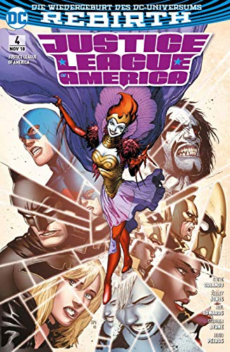 Justice League of America: Bd. 4: Tödliche -