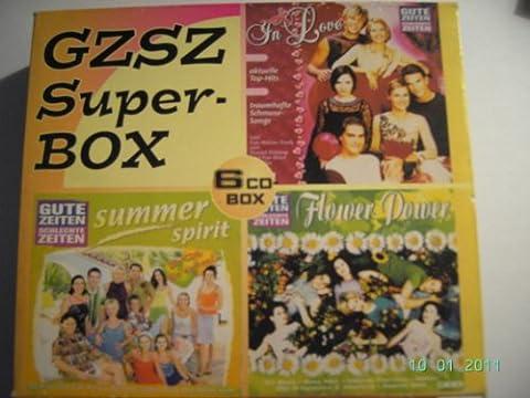 GZSZ Super-Box Gute Zeiten,schlechte Zeiten (6er Box)