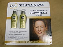 Roc Deep Wrinkle Serum 2/1 Oz
