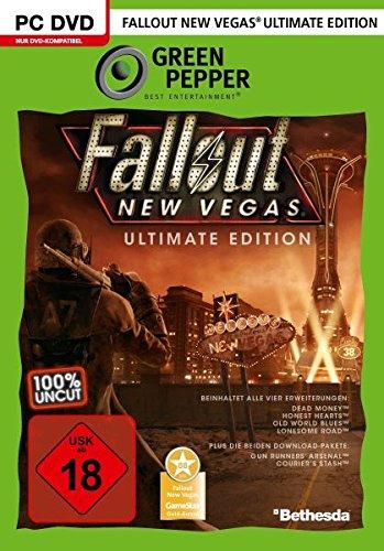 Fallout New Vegas - Ultimate Edition [Green Pepper] - [PC] Pepper Las Vegas