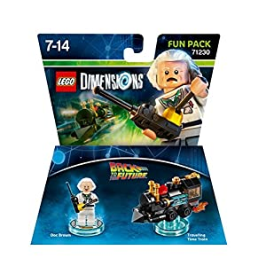 Lego Dimensions Fun Pack - Back To The Future: Doc Brown 8 spesavip