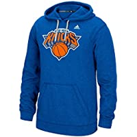 adidas New York Knicks NBA Dotted Fade Men s Climawarm Hooded Sweatshirt  Camicia 7a9d0af97f2b