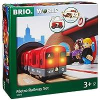 Brio - 33513 Metro Railway Set