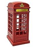 GosearLampe Touch Sensor Cabine Téléphonique de Londres Vintage Conçu USB charge...
