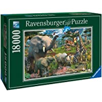 Ravensburger At The Waterhole Puzzle (18000-Piece)