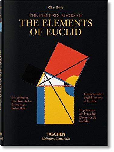 Byrne. Los libros de Euclides (Bibliotheca Universalis) por Werner Oechslin