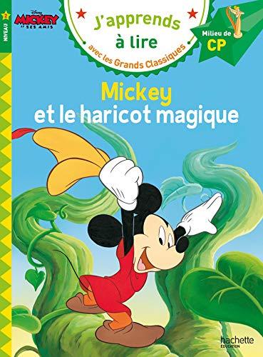 Mickey et le haricot magique CP Niveau 2 par Isabelle Albertin
