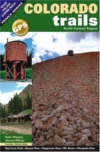 Colorado Trails North-Central Region por Peter Massey