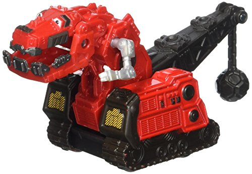 Dinotrux Diecast Tyrux Vehicle by Mattel