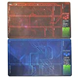 Android: Netrunner Playmat Set Neoprene Fabric LCG Play Mat German Language