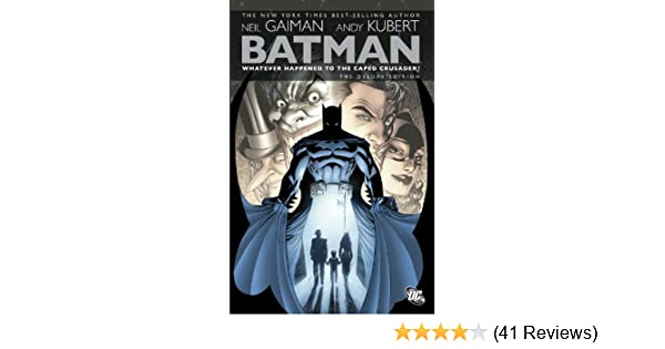 Batman whatever happened to the caped crusader ebook neil gaiman batman whatever happened to the caped crusader ebook neil gaiman andy kubert various amazon kindle store fandeluxe Gallery