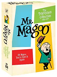 Mr Magoo: The Television Collection [DVD] [Region 1] [US Import] [NTSC]