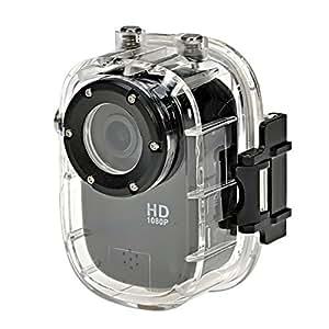 QUMOX @ SJ1000 Black Action Sport Kamera Cam Camera Waterproof Full HD 1080p Video Helmkamera