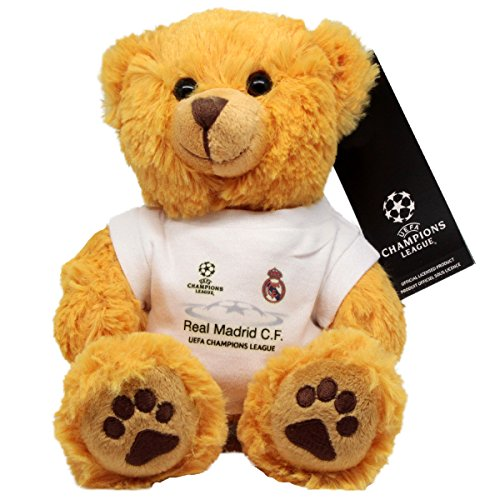 Madrid Plüsch (UEFA Champions League - Real Madrid - Teddy 20 cm)