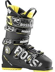 Rossignol Allspeed Pro 110 - Botas de esquí unisex, color negro